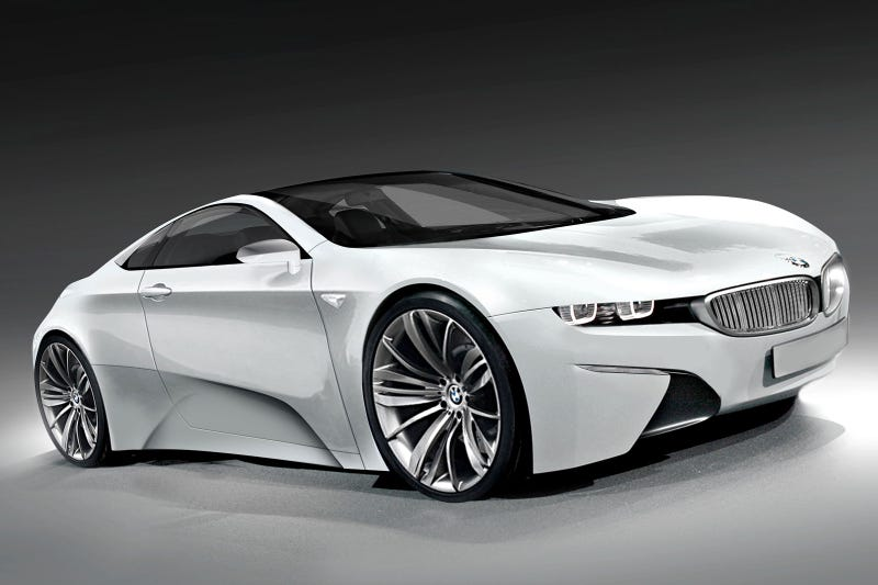 Illustration for article titled 2012 BMW M1: First Look