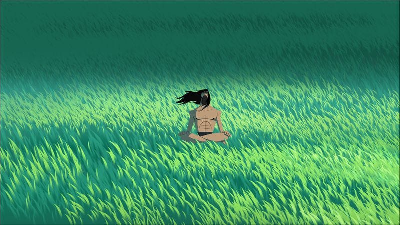 Illustration for article titled It's time for classic Samurai Jack flavor as our hero goes on a vision quest