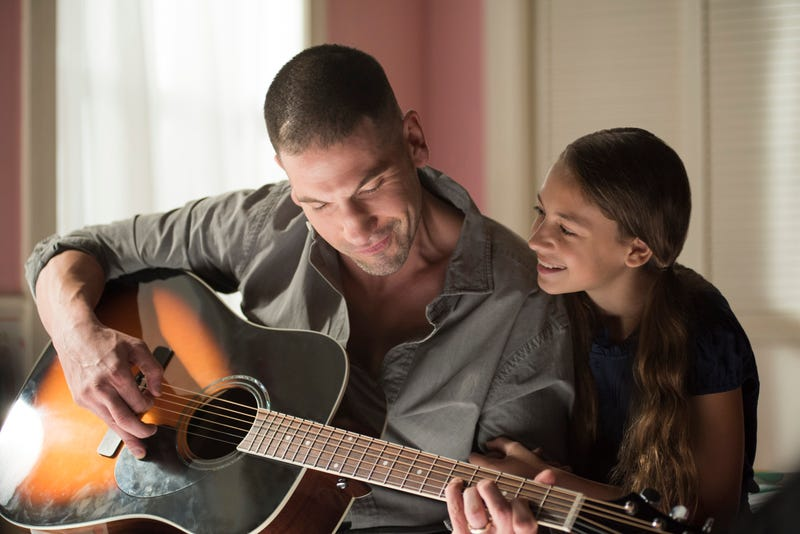 """""""This here's a story about an outdated music choice for TV bad boys."""" (Photo: Nicole Rivelli/Netflix)"""