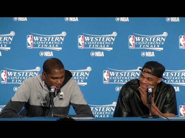 Russell Westbrook Tells Us How He Really Feels About Steph Curr…