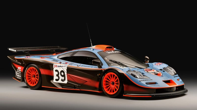 Illustration for article titled Get Your McLaren F1 Certified To Make Sure It's Not Fake
