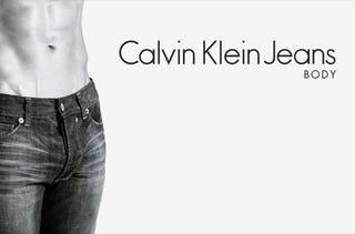 "Illustration for article titled Crotch-Watchers Beware: Calvin Klein Jeans ""Enhance"" Dudes' Junk"