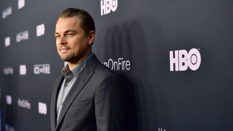 Leonardo DiCaprio really cares about the planet.