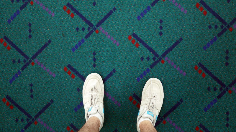 Illustration for article titled How the Portland Airport Carpet Became a Hipster Icon