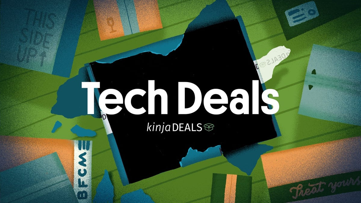 The Best Black Friday Tech Deals of 2018