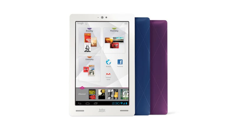 Kobo Arc and Kobo Glo: Can a Tablet and eReader From an