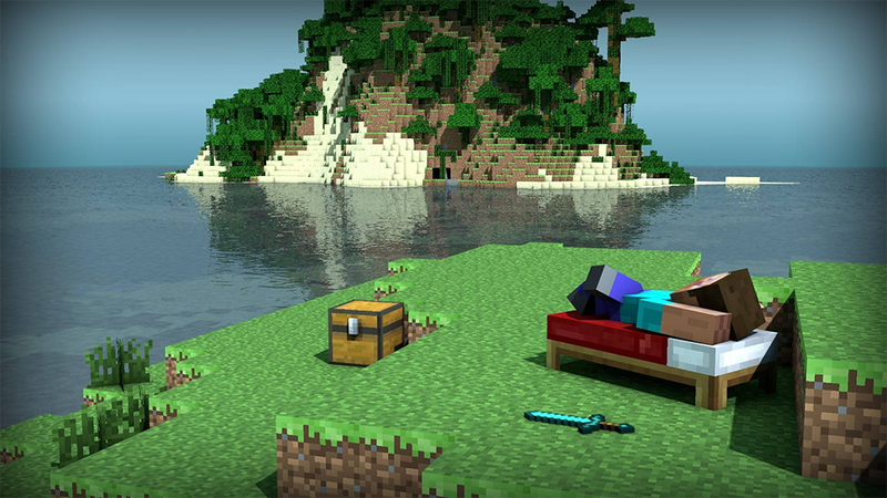 Illustration for article titled The Only Place You Won't Find Minecraft Is On Nintendo Systems