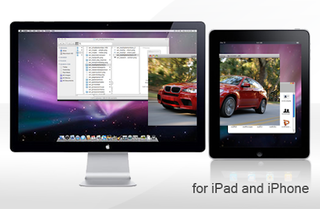 Illustration for article titled Turn Your iPhone or iPad Into an External Multitouch Monitor for Your Mac