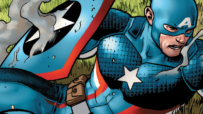 Illustration for article titled Everyone, Please Stop Freaking Out About That Ridiculous Captain America Reveal