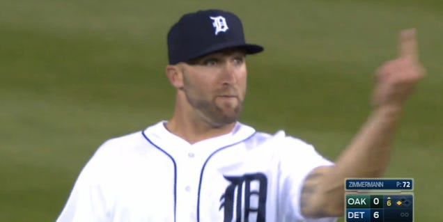 Outfielder Tyler Collins won't be punished by MLB for giving fa…