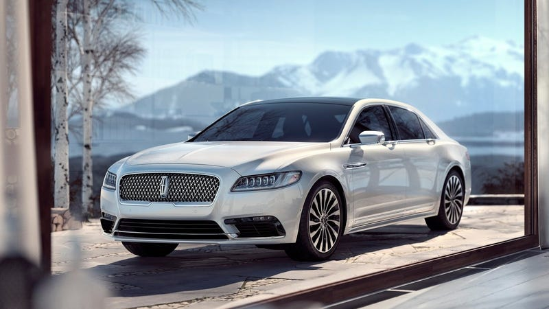 The New Lincoln Continental Debuted To A Ton Of Fanfare Only Be Immediately And Brutally Met With Market Moving Swiftly Away From Sedans Suvs