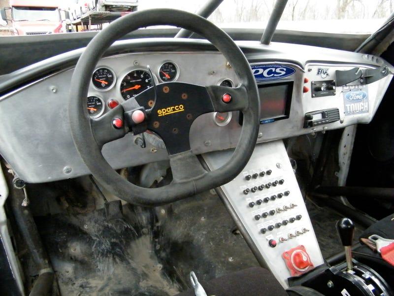 20022008 bitd class 7300 ford ranger the opporeview - 2002 Ford Ranger Interior