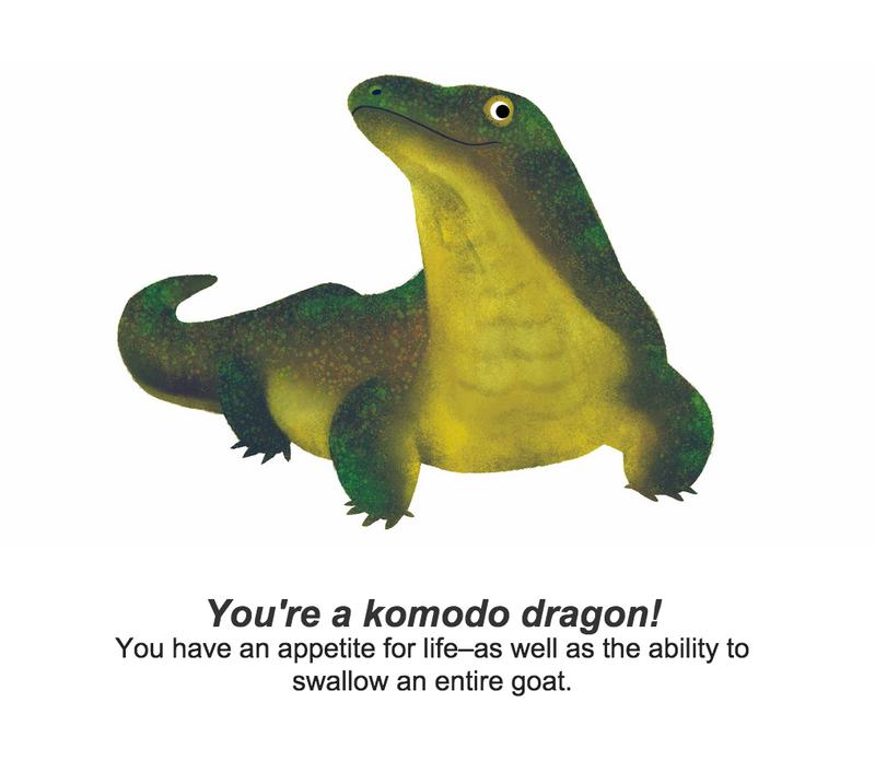 Illustration for article titled I'm a dragon.