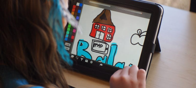 Illustration for article titled Do Tablets in the Classroom Really Help Children Learn?
