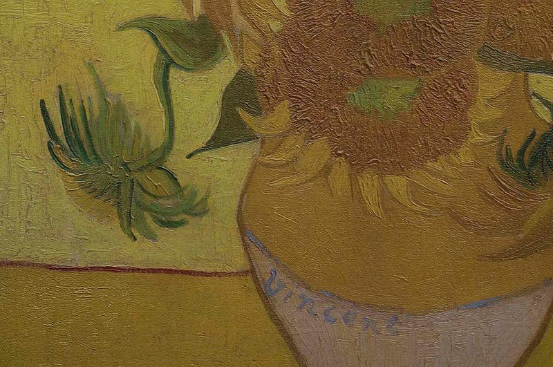Illustration for article titled La mejor réplica de un Van Gogh está impresa en 3D