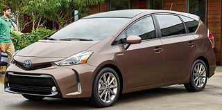 Illustration for article titled Toasted Walnut Pearl Prius V is the Best Prius