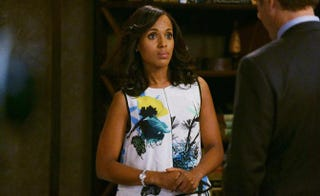 Olivia (Kerry Washington) is trying to play dirty. Do better, Olivia.Richard Cartwright/ABC