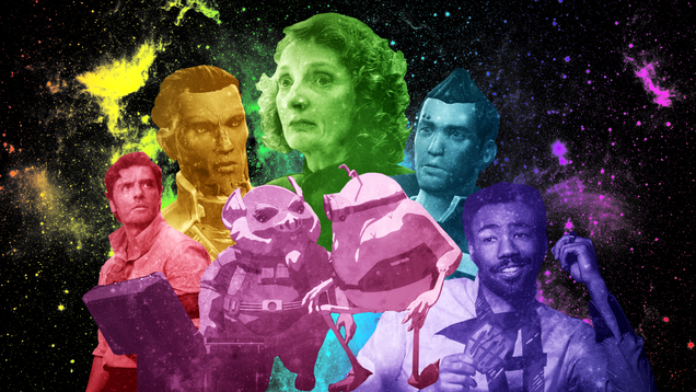Star Wars  Not-So-Brief History of Fleeting LGBTQ+ Representation