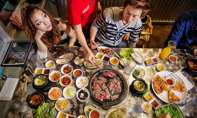 The Takeout S Guide To Eating Korean Food Like A Korean