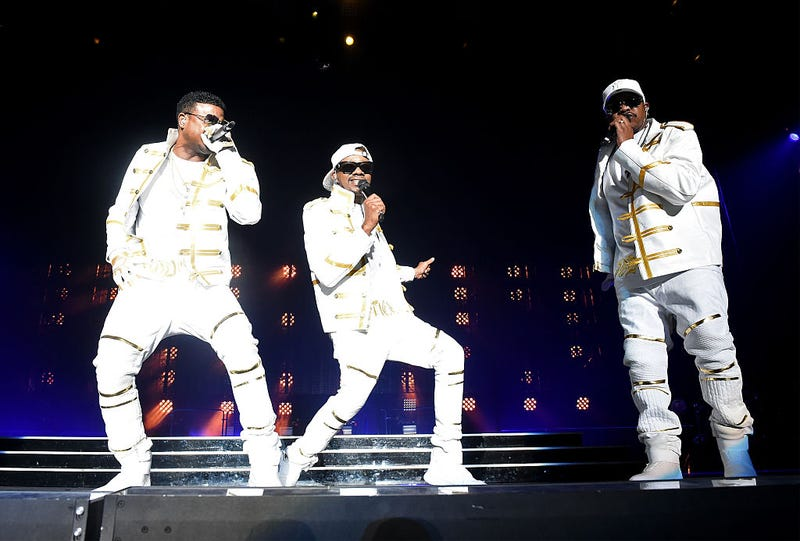 Jodeci (Kevin Winter/Getty Images)