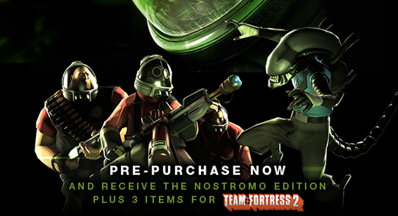 Illustration for article titled Alien-Themed Items For Team Fortress 2