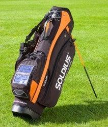Illustration for article titled Soldius Solar Golf Bag