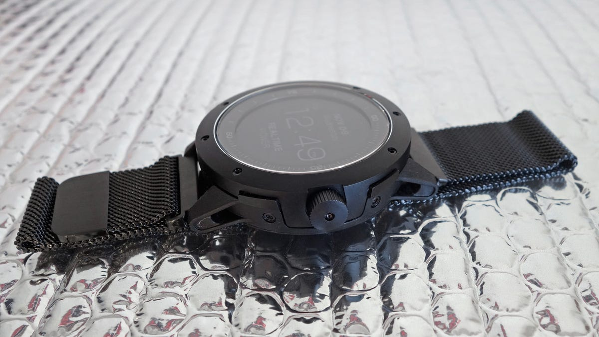 This Smartwatch Is Powered by Body Heat, and That's Cool as