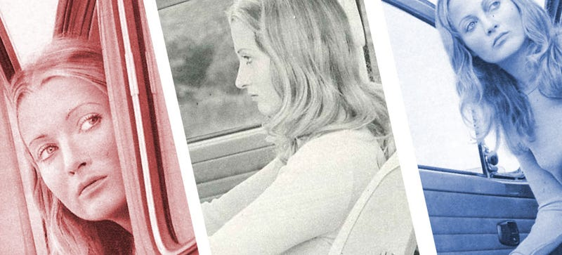Illustration for article titled The Woman In This 70s French VW Manual Looks Like She's In A Movie
