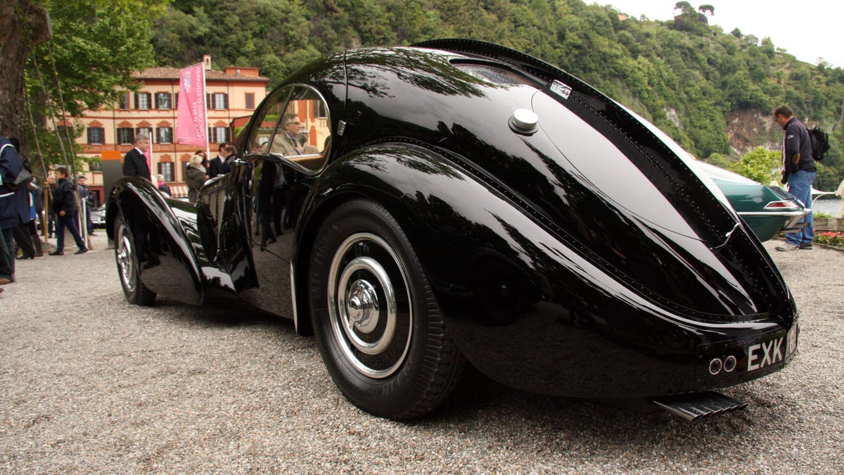 Bugatti type 57 atlantic price