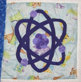 Illustration for article titled Science Quilt Gallery