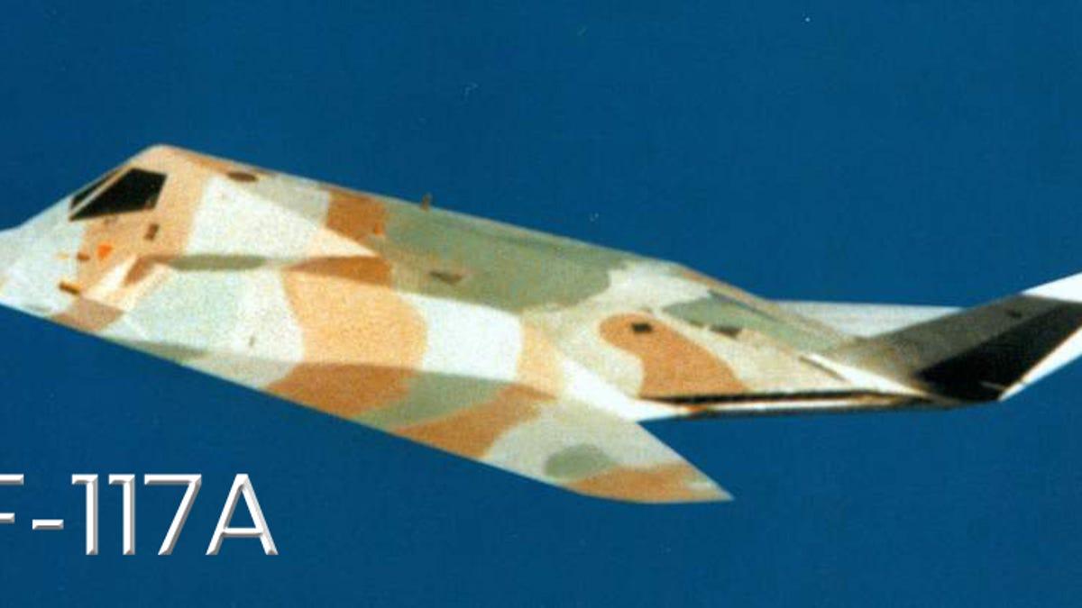 Lockheeds Senior Peg The Forgotten Stealth Bomber F 117 Engine Diagram