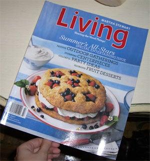 Illustration for article titled My Martha Stewart Fantasy: Let's Bake A Cake!