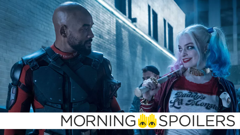 Deadshot and Harley will likely #Skwad again in Suicide Squad 2.