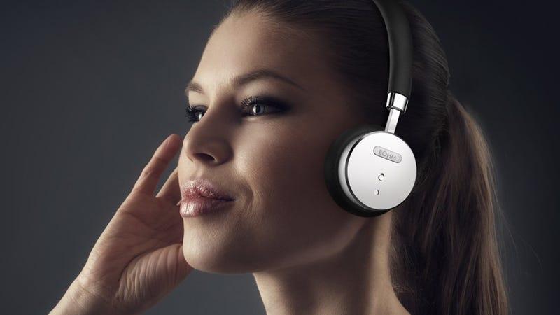 BÖHM Bluetooth Noise Cancelling Headphones, $63