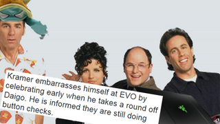 Illustration for article titled Seinfeld Characters Would Do The Silliest Things in eSports