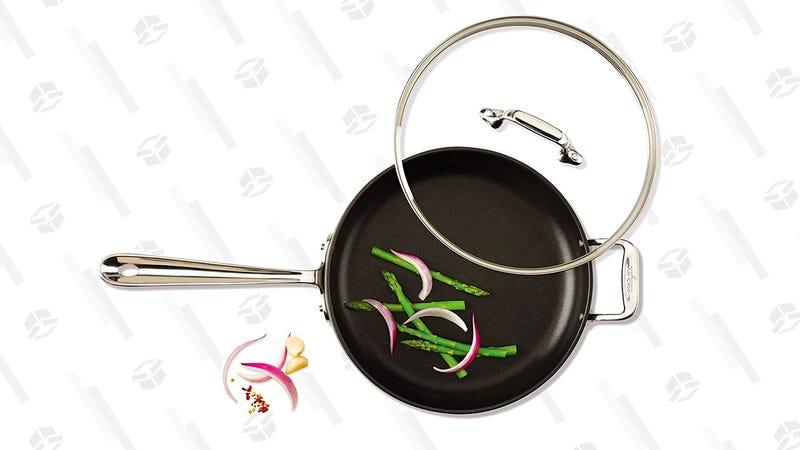 All-Clad Nonstick Saute Pan | $114 | Amazon