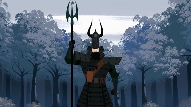 great new samurai jack footage made even better with bonus genndy tartakovsky beatboxing