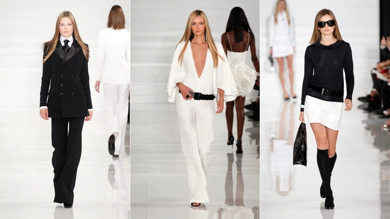 Ralph Lauren: For the Bold, Mod Sophisticate In You