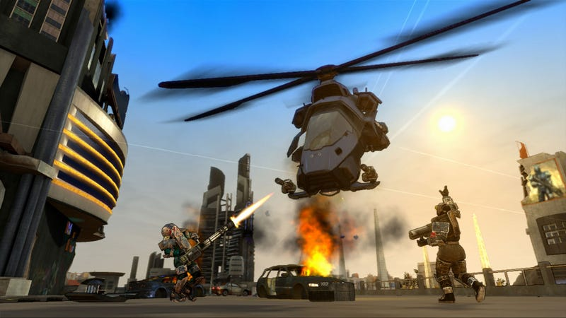 Illustration for article titled How To Play The Crackdown 2 Demo FOREVER
