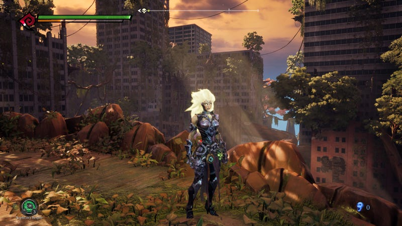 Darksiders 3 Is A Mess