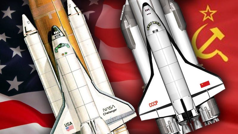 Illustration for article titled Did The Soviets Build A Better Shuttle Than We Did?