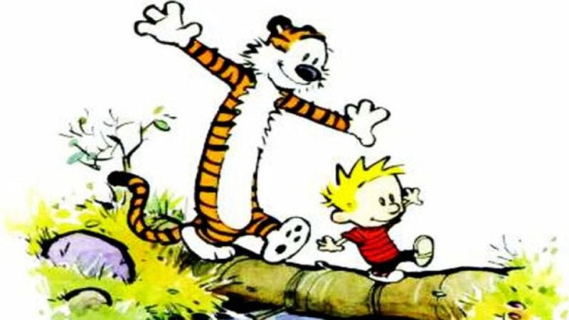 Read This: Here's a new, rare interview withCalvin And Hobbes creator Bill Watterson
