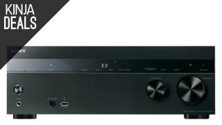 Upgrade Your Home Theater With This Discounted Sony Receiver
