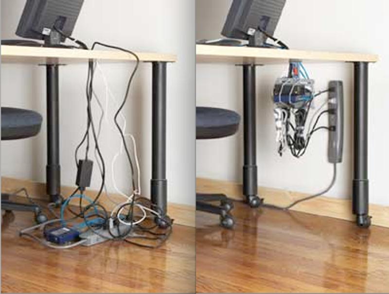 Make A Wooden Desk Tidy