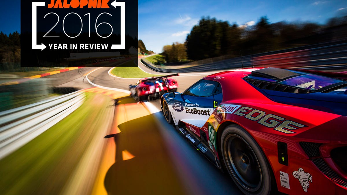 The Racing Stories That Mattered Most In 2016
