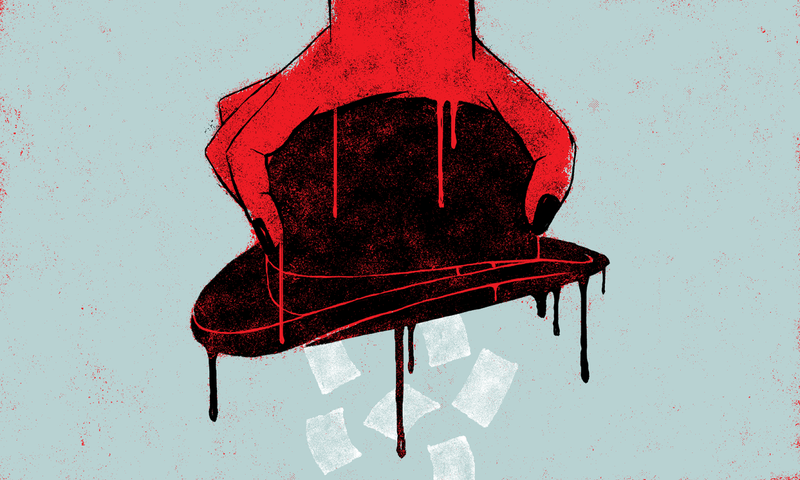 Illustration for article titled Is This the End of the Era of the Important, Inappropriate Literary Man?