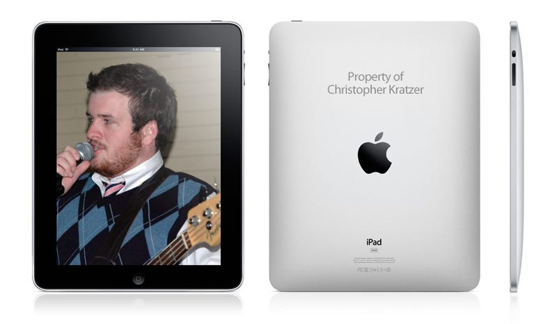 Illustration for article titled And the Winner of the Apple iPad Is...