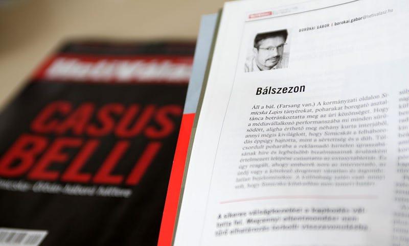 Illustration for article titled Borókai Gábor egyszerre védte meg Simicska Lajost és Orbán Viktort