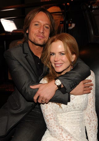 Illustration for article titled Nicole Kidman & Keith Urban Welcome Second Daughter