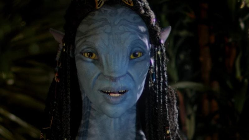 Illustration for article titled Oscar viewers were shocked before the ceremony, thanks to Avatar land commercial